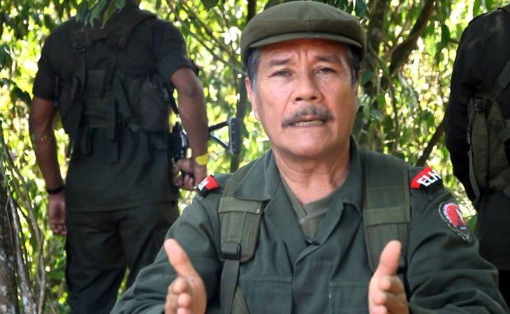 Gobierno de Colombia solicita a Cuba extradición del máximo jefe del ELN