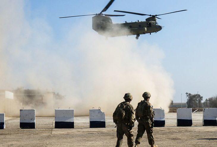 Cuatro cohetes impactan en base iraquí que alberga a soldados estadounidenses