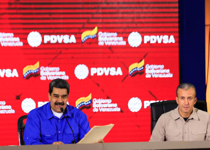 Maduro decreta