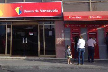 Agencias bancarias Bolívar