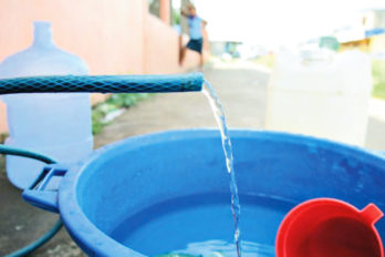 Sin agua en Paratepuy