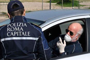 Curentena en Italia