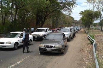 Flujo vehicular se mantienen en Ciudad Guayana