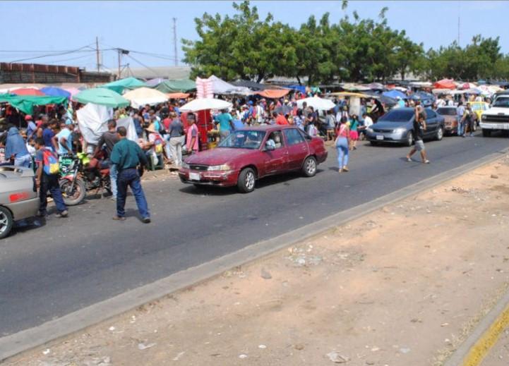 Guayaneses se movilizan