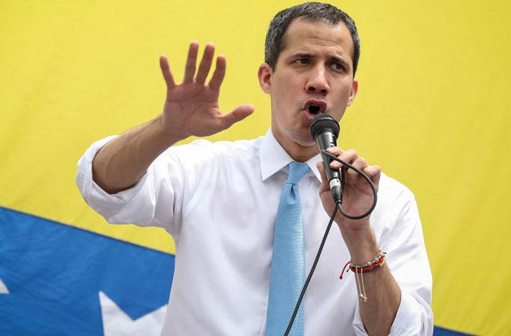 Cabello y Maduro son cobardes, la familia es sagrada — Guaidó
