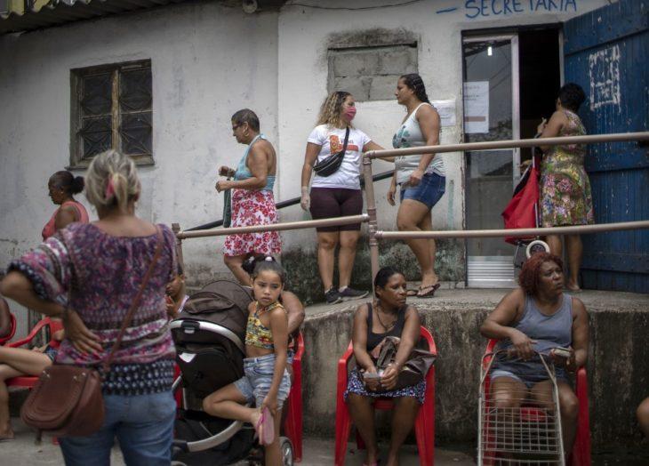Ocho muertos en las favelas de Río de Janeiro