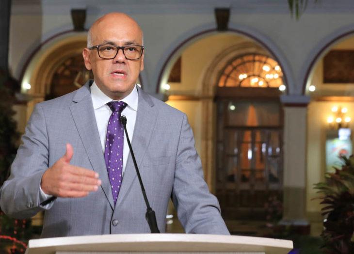 Jorge Rodríguez anuncia dos nuevos casos, altos funcionarios