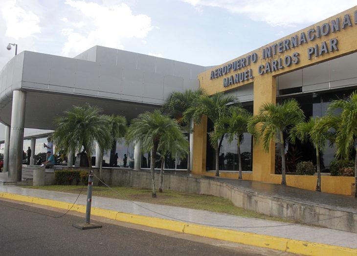 Aeropuerto Internacional Manuel Carlos Piar