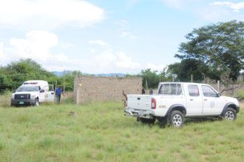 Localizan cadáver en zona boscosa de San Benito. La víctima no tenía identificación; solo se sabe que se trata de un hombre.