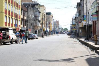 Alcalde se reunirá con comerciantes y empresarios de Guayana. El mandatario municipal agregó que los próximos días sembrarán 10 hectáreas en las parroquias Yocoima y Pozo Verde, San Félix.