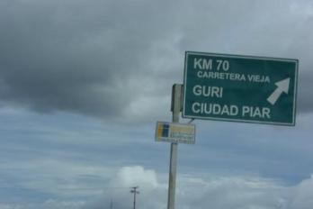 Km 70 Ciudad Guayana