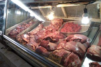 Carne Mercado de San Félix