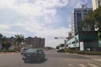 Circulación Ciudad Guayana