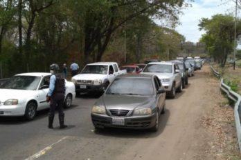 Se mantiene hasta las 2:00 p.m. horario de circulación. El secretario de Seguridad Ciudadana, Alex Pantín, aseguró que aún evalúan reducir el lapso hasta mediodía.