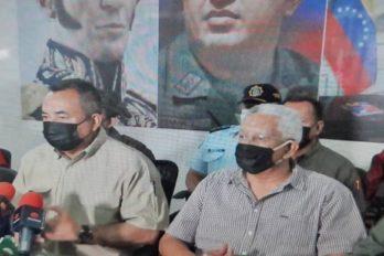 """Noguera: """"O somos pacientes o pasamos a ser pacientes"""". El gobernador informó que el nuevo caso en Bolívar es atendido en el hospital centinela de Guaiparo."""