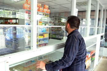 sector farmacéutico