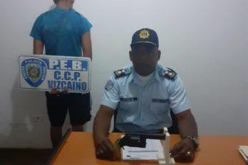 Funcionarios de la policía estadal arrestaron a Daniel Saavedra, de 23 años.