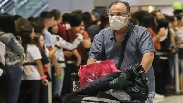 Latinoamérica concentra 2.3% de contagiados globales por covid-19