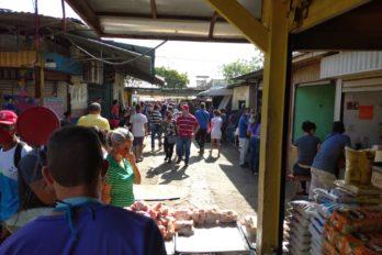 Mercado de Chirica
