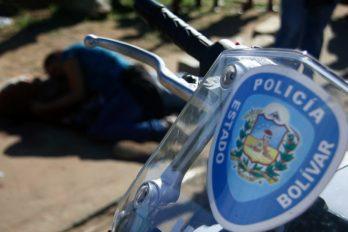 Policía del Estado Bolívar