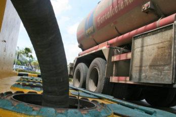 Productores sin gasolina