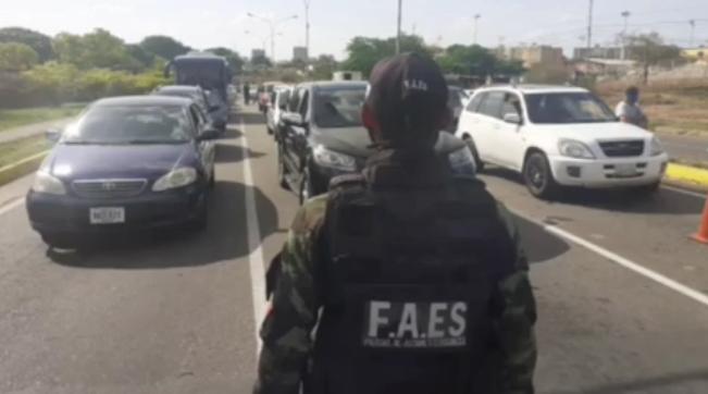 60 detenidos por violar horario de circulación en Caroní