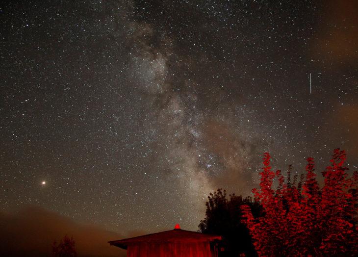Lluvia de estrellas Eta Acuáridas: ¿Cuándo se podrá ver en Chile?