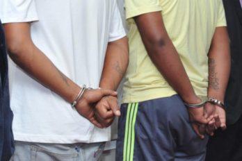 Arrestados por homicidio