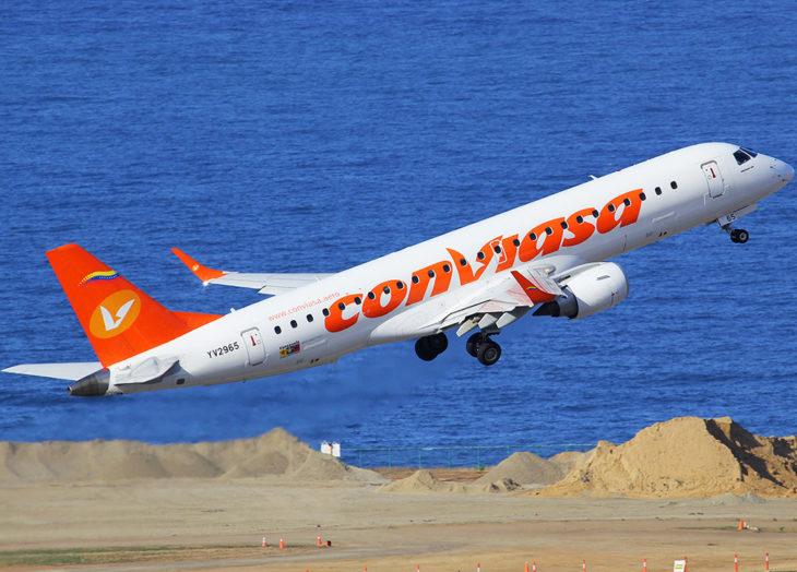 Venezuela extiende medidas de restricción de vuelos hasta el 13 de junio
