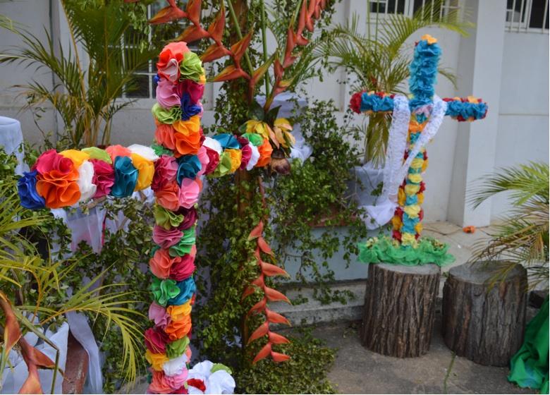Creyentes rinden homenaje a la Cruz de Mayo a través de las redes   Diario Primicia