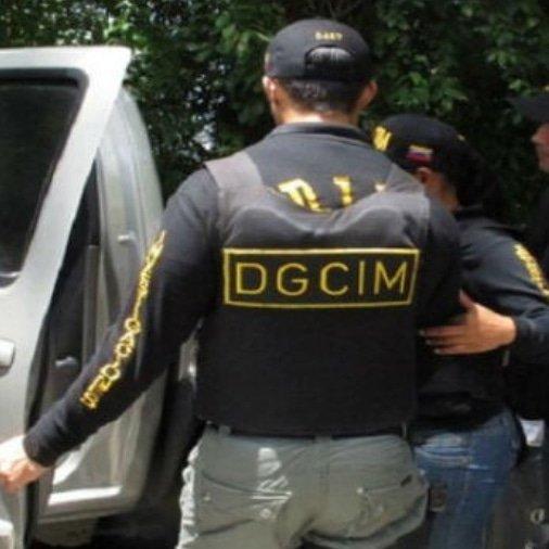 Detención Dgcim