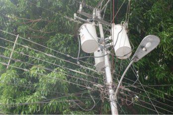 Fallas en servicio eléctrico