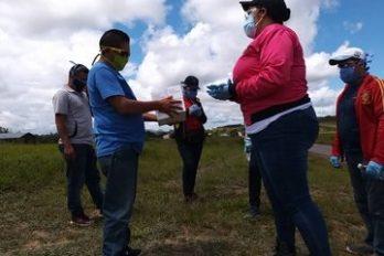 Gobernación entregó insumos a comunidades indígenas