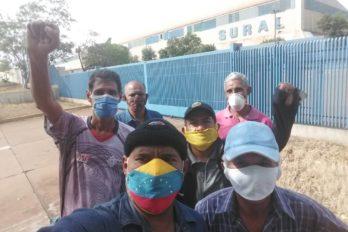 Trabajadores de Sural