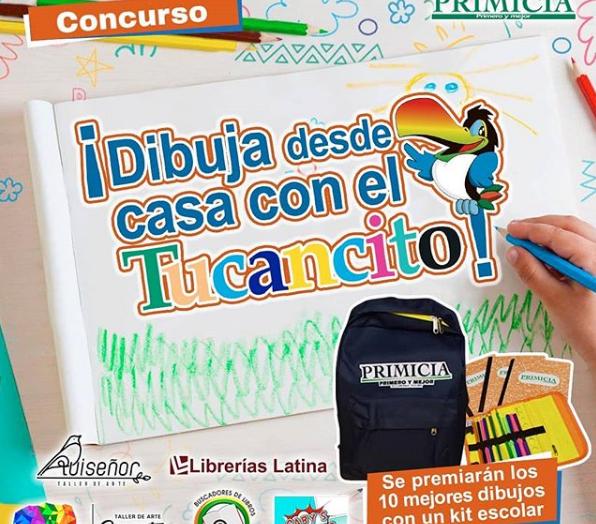 ¡Gánate un kit escolar con El Tucancito!
