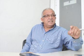 Víctor Moreno: Usan la gasolina como instrumento de sometimiento