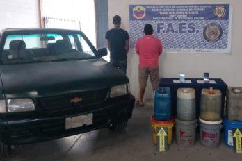 Vendían ilegalmente aceite para motor