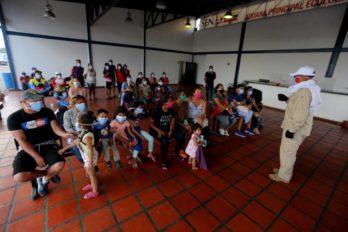 Bolívar cuenta con 32 Pasi para atender a connacionales