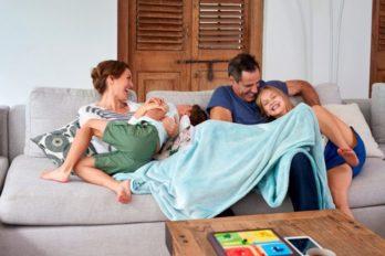 Aprovecha el confinamiento para estrechar el lazo familiar