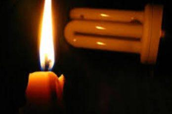 Incrementa las fallas eléctricas en Guayana