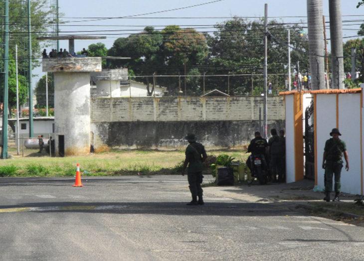 OVP pide PCR para reclusos y custodios de cárceles