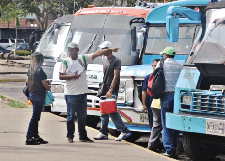 Medina: Transportistas no tienen apoyo de la alcaldía