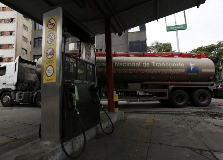 75% de las E/S del país ya están surtiendo gasolina — Asdrúbal Chávez