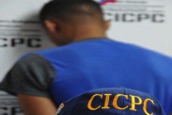 Detienen a implicado en homicidio en Ciudad Bolívar