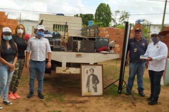 Recuperan objetos robados de UDO Ciudad Bolívar