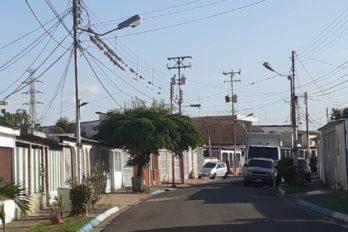 Calle Palermo Puerto Ordaz