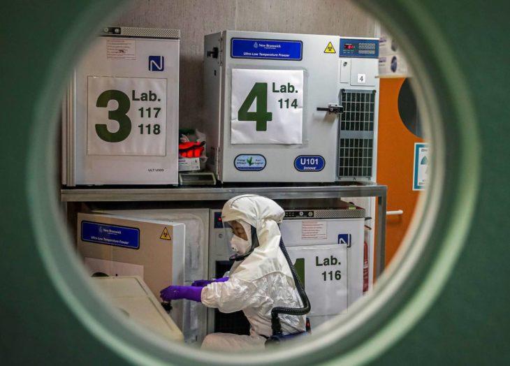 Epidemiólogos chinos evalúan nueva cepa del covid-19