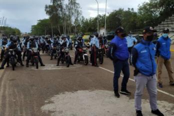 Detenciones en Ciudad Bolívar