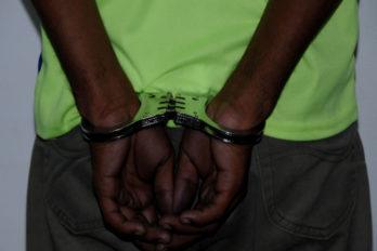 Detenido por actos lascivos