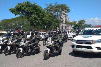 1230 funcionarios de seguridad se desplegaron en Caroní